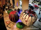Chalk Paint Pumpkins at Inside Chobham 3