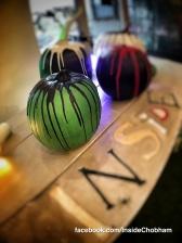 Chalk Paint Pumpkins at Inside Chobham 6